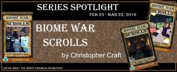 Biome War Scrolls Promo Banner