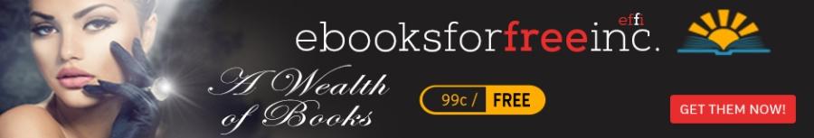 Banner Horizontal eBooks For Free 470 x 80 grey