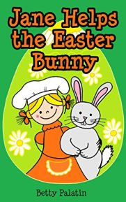 Jane Helps the Easter Bunny