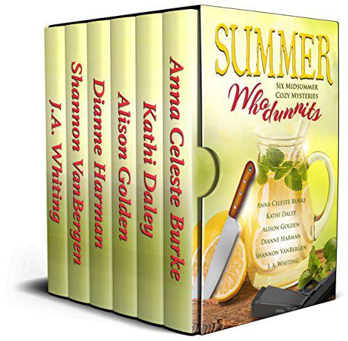 Summer Whodunnits Preorder