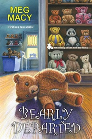 BEARLY-DEPARTED Cover