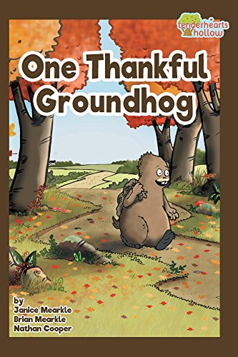 One Thankful Groundhog
