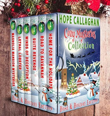 Cozy Mysteries Collection (Home & Holiday Edition)
