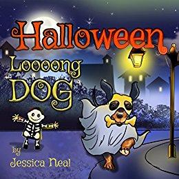 Halloween Loooong Dog
