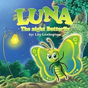 Luna, The Night Butterfly + 5 Bonus Stories! (Fun Rhyming Children's Books