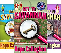 Made in Savannah Cozy Mysteries Series