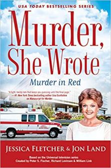 Murder, She Wrote- Murder in Red