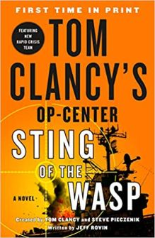 Tom Clancy's Op-Center -Sting of the Wasp