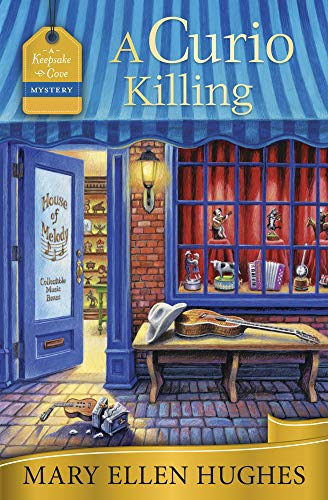 A Curio Killing (A Keepsake Cove Mystery Book 3)