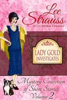 Lady Gold Investigates Volume 2