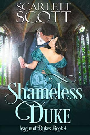 Shameless Duke (League of Dukes Book 4)