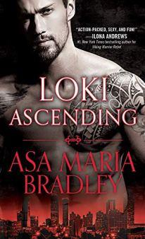 Loki Ascending (Viking Warriors Book 3)