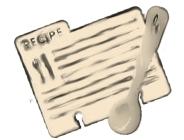 recipe post
