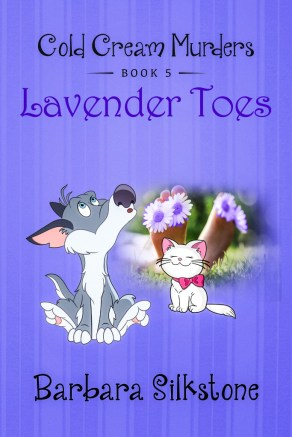 Lavender Toes