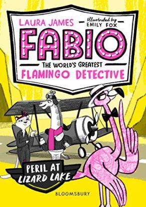 Peril at Lizard Lake (Fabio Worlds Greatest Flamino3)