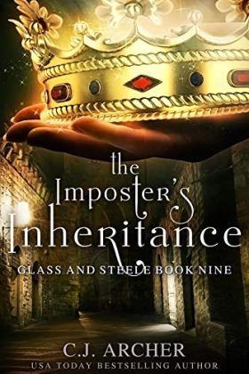 The Imposter's Inheritance (Glass and Steele Book 9)