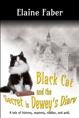 Black Cat and the Secret in Dewey's Diary