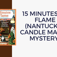 Spotlight: 15 Minutes of Flame by Christin Brecher