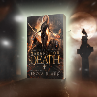 Excerpt: Marked For Death (Arbiters of Shadow Book 1) by Becca Blake