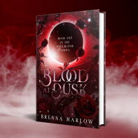 Q&A with Author Brenna Harlow