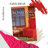 Spotlight: Boarding with Murder by Kathryn Long
