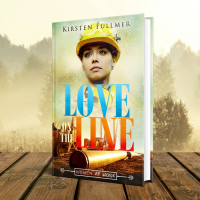 Guest Post: The inspiration behind Love on the Line by Kirsten Fullmer