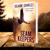 Author Q&A with Celaine Charles
