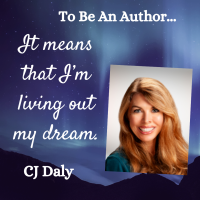 A Conversation with CJ Daly Author of THE ACADEMY SAGA