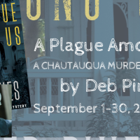 Guest Post: Why do I write mysteries? by Deb Pines
