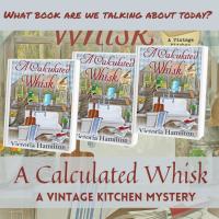 A New Conversation with Author Victoria Hamilton